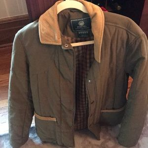 Beretta thermore quilted coat
